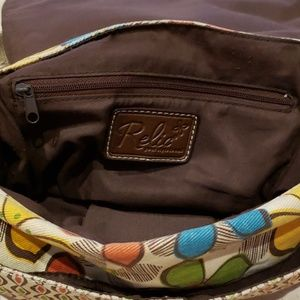 Relic Bags - Relic Messenger-Style Canvas Bag